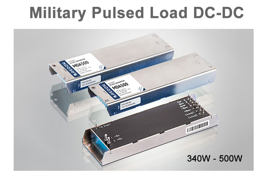 Aedon_Military_Pulse_Load_DC_DC_Converter