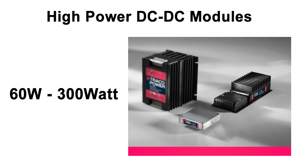 Traco_HighPower_DC_DC_Modules