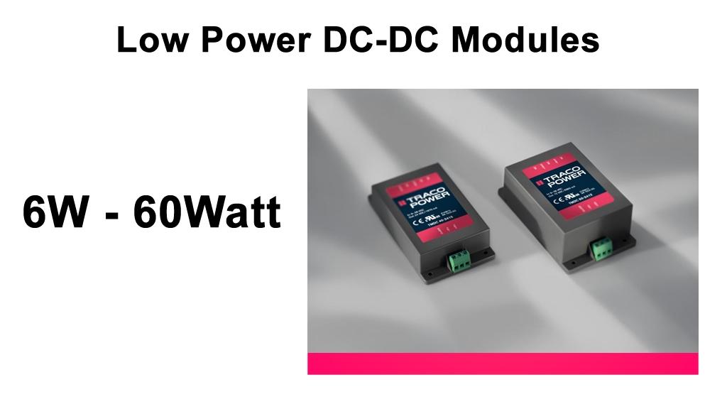 Traco_LowPower_DC_DC_Modules