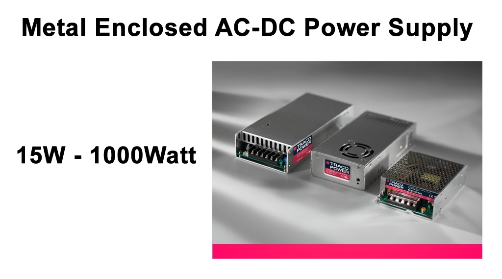 Traco_enclosed_cover_ac_dc_power_supply
