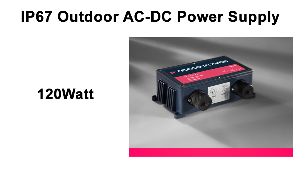 Traco_ip67_outdoor_ac_dc_power_supply