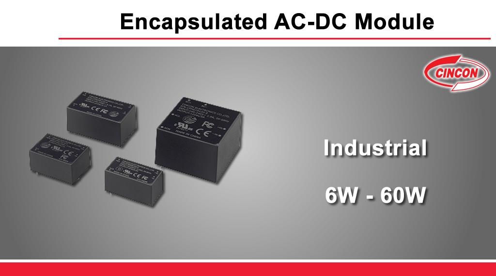 Cincon_encapsulated_ac_dc_module