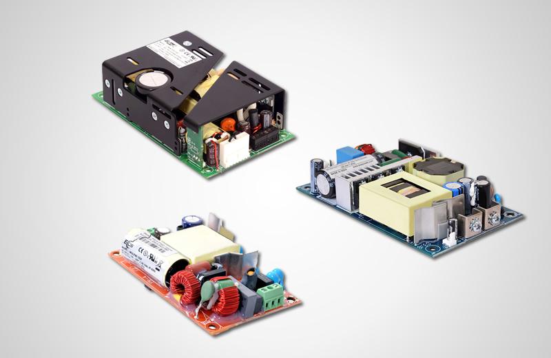 Open frame AC-DC Power Supply Module 40 W – 550 W-129